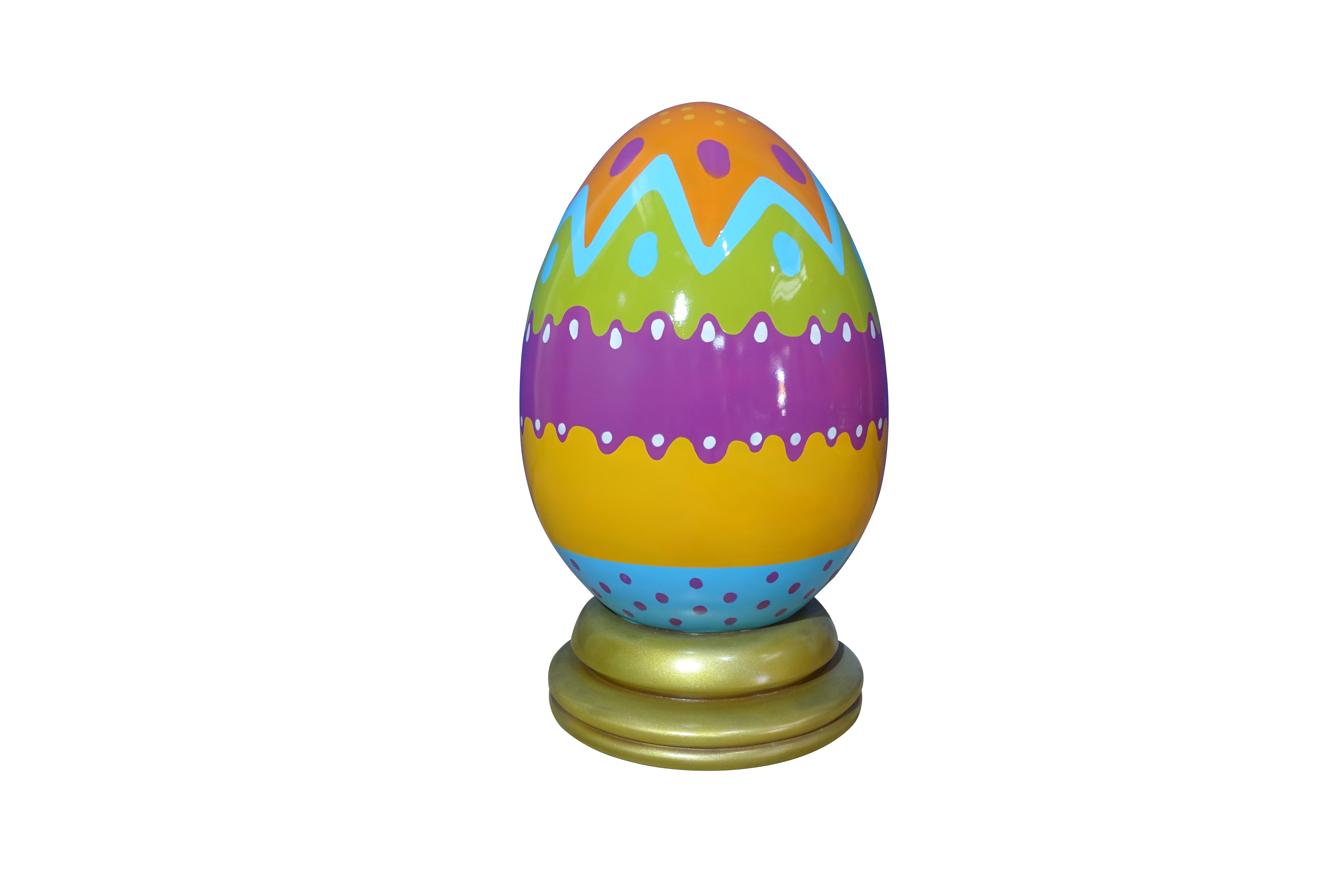 120cm Easter Egg with Base