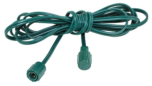 C-12XWIRE-1G ;  12' extension wire for commercial grade string lights