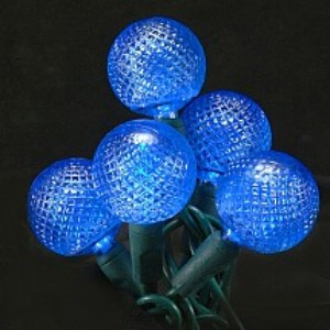 25 G25 Blue LED Lights 6