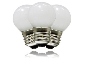 G40 Frosted Cool White Replacement Bulbs