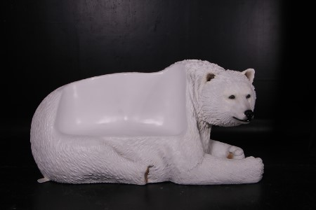 Polar Bear Bench