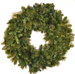 3' Blended Pine Wreath