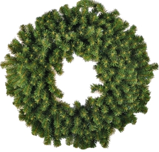 WL-GWSQ-08 - 8' Sequoia Wreath