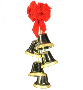 2' Gold Liberty Bell