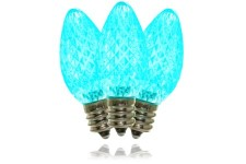C7 Teal Dimmable SMD LED Retrofit Bulb