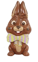 5' Easter Chocolate Bunny