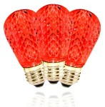 T50 Non-Dimmable Red Retrofit Lamp