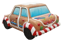 Gingerbread Car