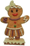 Mini Gingerbread Girl