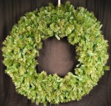 5' Blended Pine Wreath