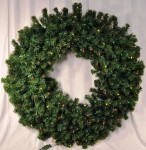 5' Christmas Wreaths