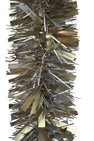50' TREASURE COLLECTION TINSEL GARLAND