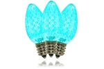 C7 Dimmable Teal Retrofit Bulb