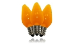 C7 Frosted Orange LED Retrofit Bulb