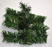 Triple Branch Natural Garland