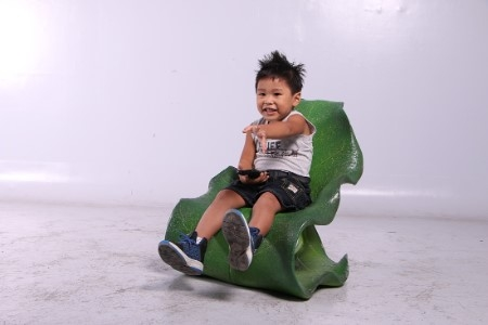 Junior Leaf Chair
