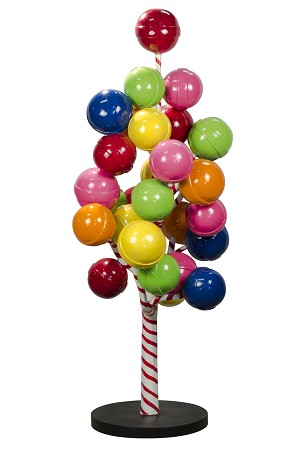 7.5' Candy Gumball Tree