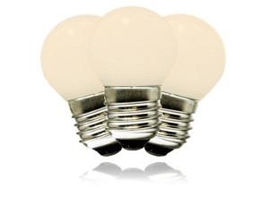 G40 Sun Warm White Commercial Frosted Retrofit bulb