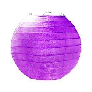 Purple Lantern sold in packs of 10