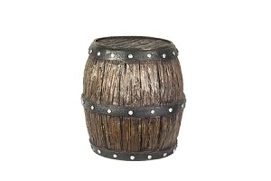 "WL-WHBRL-18- 18"" Whiskey Barrell"