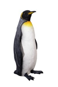 3.5' Tall King Penguin