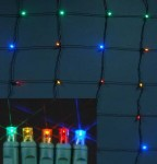 4 x 6 LED Multi Colored Net Light
