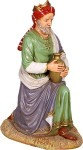 6' Life Size Nativity King Melchior