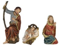 3 Piece Holy Family Nativity Set