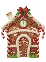 Gingerbread House Panel